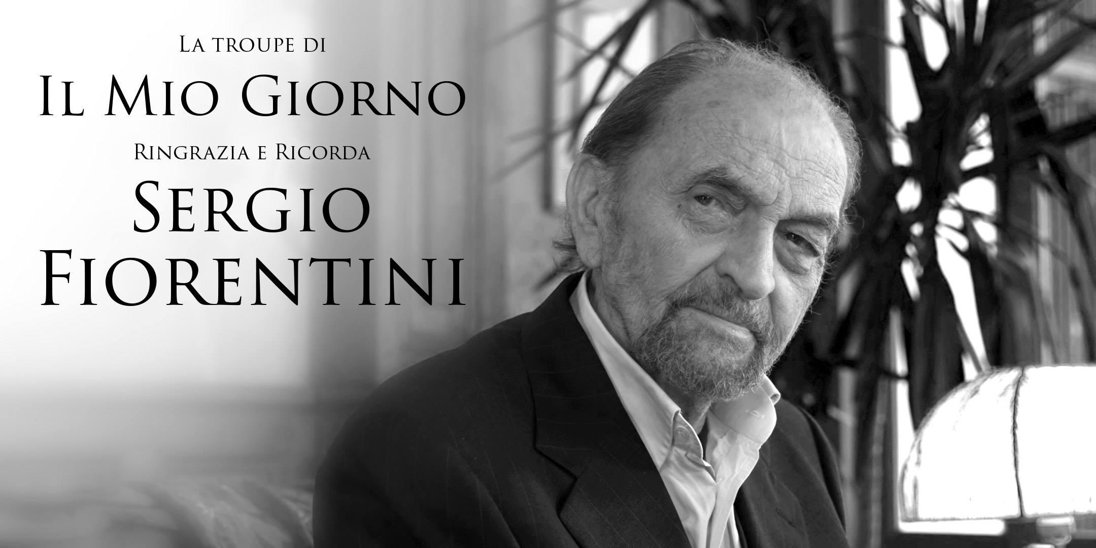 Il Tributo a Sergio Fiorentini