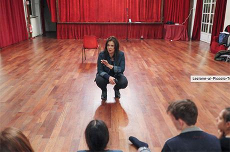 Teaching al Teatro Nazionale del Veneto