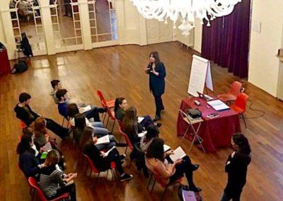 Corso di dizione per studenti del Masterclass di recitazione