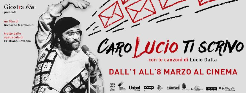Caro Lucio Ti Scrivo - Il film su Lucio Dalla con Rita Colantonio